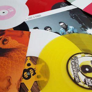 Vinyles 10 Pouces